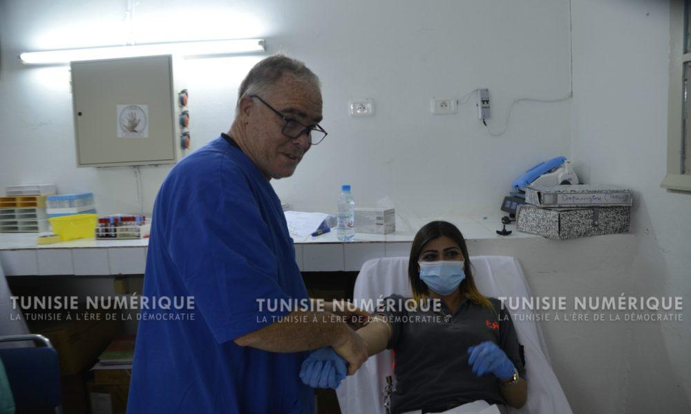 تونس: حملة تبرّع بالدم بالمستشفى الجهوي بباجة (صور +فيديو ...